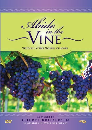 Abide in the Vine DVD/MP3 Set: Gospel of John