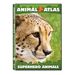 Animal Atlas: Super Hero Animals