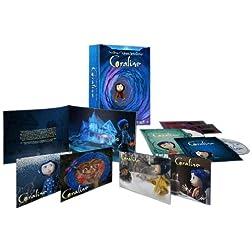 Coraline Gift Set [Blu-ray]