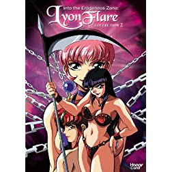 Legend of Lyon Flare: Collection 2 - Into the Erogenous Zone