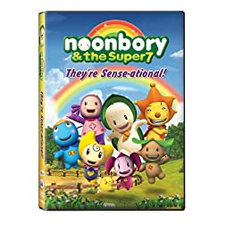 Noonbory & the Super Seven: They're Sense-ational!