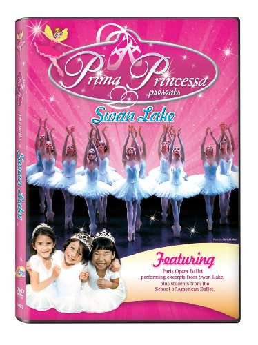 Prima Princessa: Swan Lake