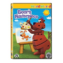 WordWorld: Bear's Masterpiece