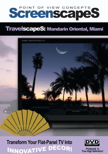 ScreenscapeS: TravelscapeS - Mandarin Oriental