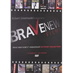 Brave New Films: 5th Anniversary Activist Collection