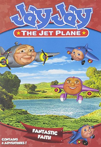 Jay Jay the Jet Plane: Fantastic Faith