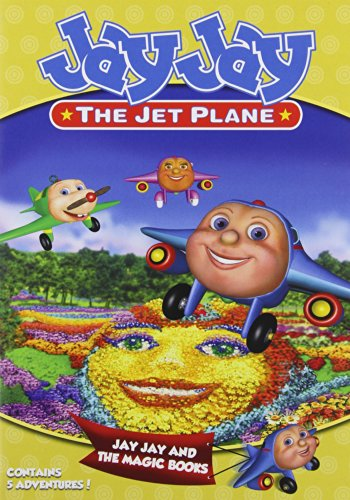 Jay Jay the Jet Plane: Jay Jay and the Magic Books