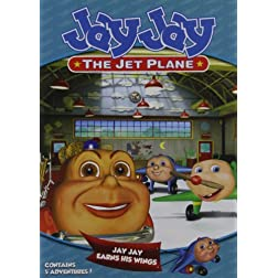 Jay Jay the Jet Plane: Jay Jay Earns His Wings