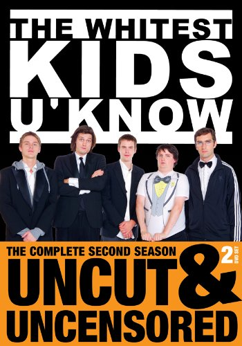 The Whitest Kids U' Know: The Complete Second Season