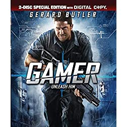 Gamer [Blu-ray]