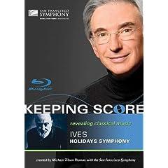 Keeping Score- Ives: Holidays Symphony [Blu-ray]