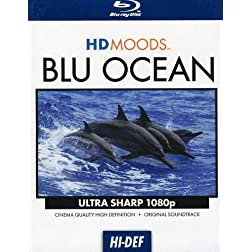 HD Moods Blu Ocean [Blu-ray]