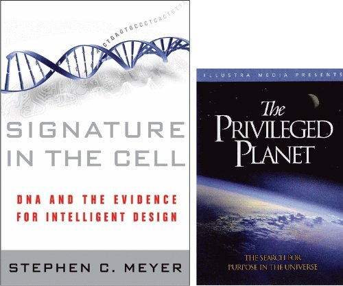 Signature in the Cell & Privileged Planet - Book & DVD Set