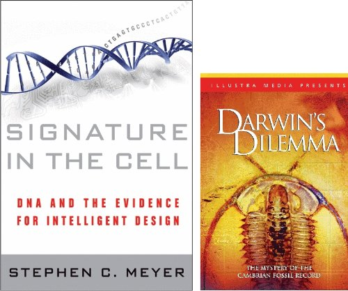 Signature in the Cell / Darwin's Dilemma - Book & DVD Set