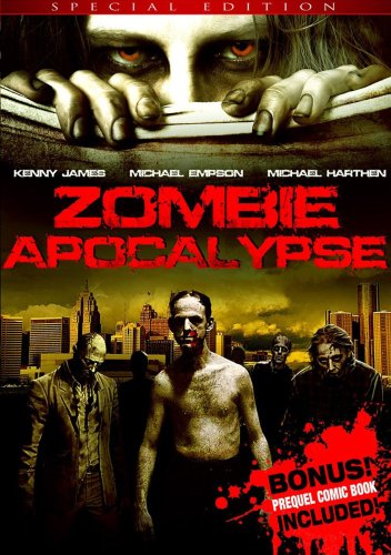 Zombie Apocalypse with FREE comic book (Special Edition)