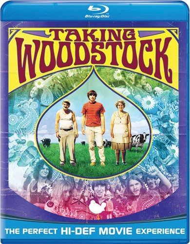 Taking Woodstock [Blu-ray]