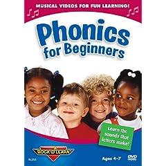 Rock N Learn: Phonics for Beginners