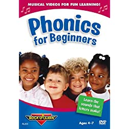 Rock N Learn: Phonics for Beginners