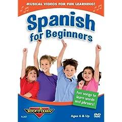 Rock N Learn: Spanish for Beginners
