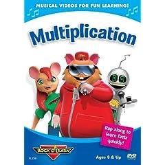 Rock N Learn: Multiplication