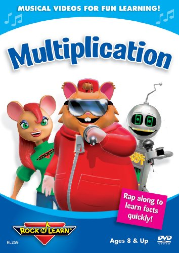 Rock N Learn: Multiplication