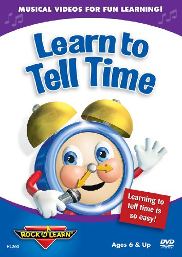 Rock N Learn: Learn to Tell Time