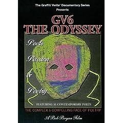 GRAFFITI VERITE' 6 (GV6) THE ODYSSEY: Poets, Passion & Poetry