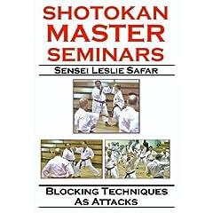 Shotokan Master Seminars: Blocking Techniques as Attacks