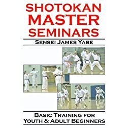 Shotokan Master Seminars: Basic Training for Youth & Adult Beginners