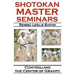 Shotokan Master Seminars: Controlling the Center of Gravity