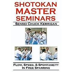 Shotokan Master Seminars: Flow, Speed, & Spontaneity in Free Sparring