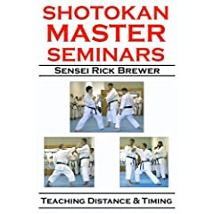 Shotokan Master Seminars: Teaching Distance & Timing