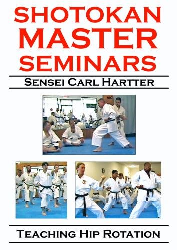 Shotokan Master Seminars: Teaching Hip Rotation