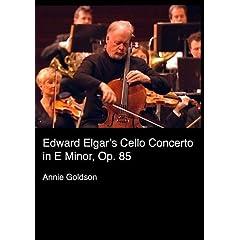 Edward Elgar's Cello Concerto in E Minor, Op. 85 (Institutional Use)