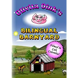 Olivita Oink's Bilingual Barnyard DVD Curriculum