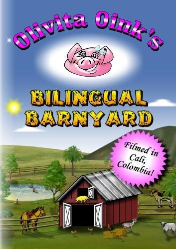 Olivita Oink's Bilingual Barnyard DVD Curriculum