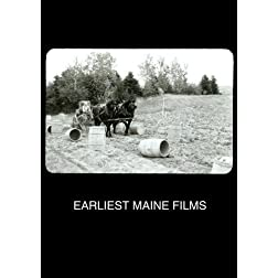 Earliest Maine Films