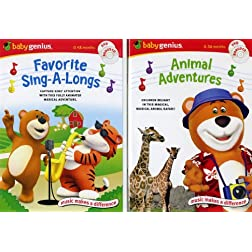 Favorite Sing a Longs & Animal Advent