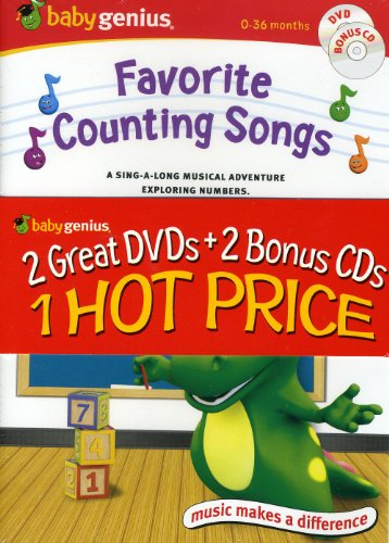 Favorite Counting Songs & Baby Animal