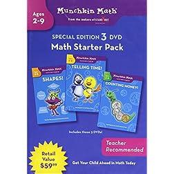 Munchkin Math: Math Starter Kit!