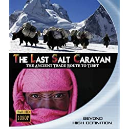 The Last Salt Caravan [Blu-ray]