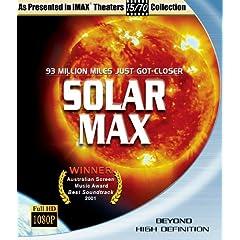 IMAX: Solarmax [Blu-ray]