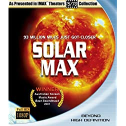 IMAX: Solarmax [Blu-ray]