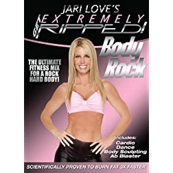 Jari Love: Body Rock!