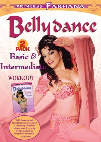 Princess Farhana Belly Dance Workout 2-pack