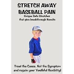 Stretch Away Baseball Pain