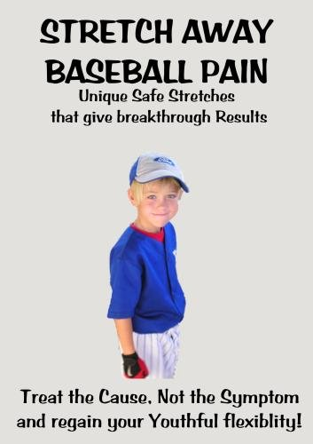 Stretch Away Baseball Pain