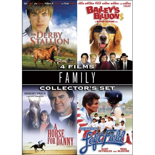 Family Collector's Set: 4 Films