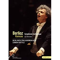 Berliner Philharmoniker/Simon Rattle: Berlioz - Symphonie Fantastique/Rameau - Les Boreades