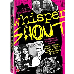 WHISPER & SHOUT!